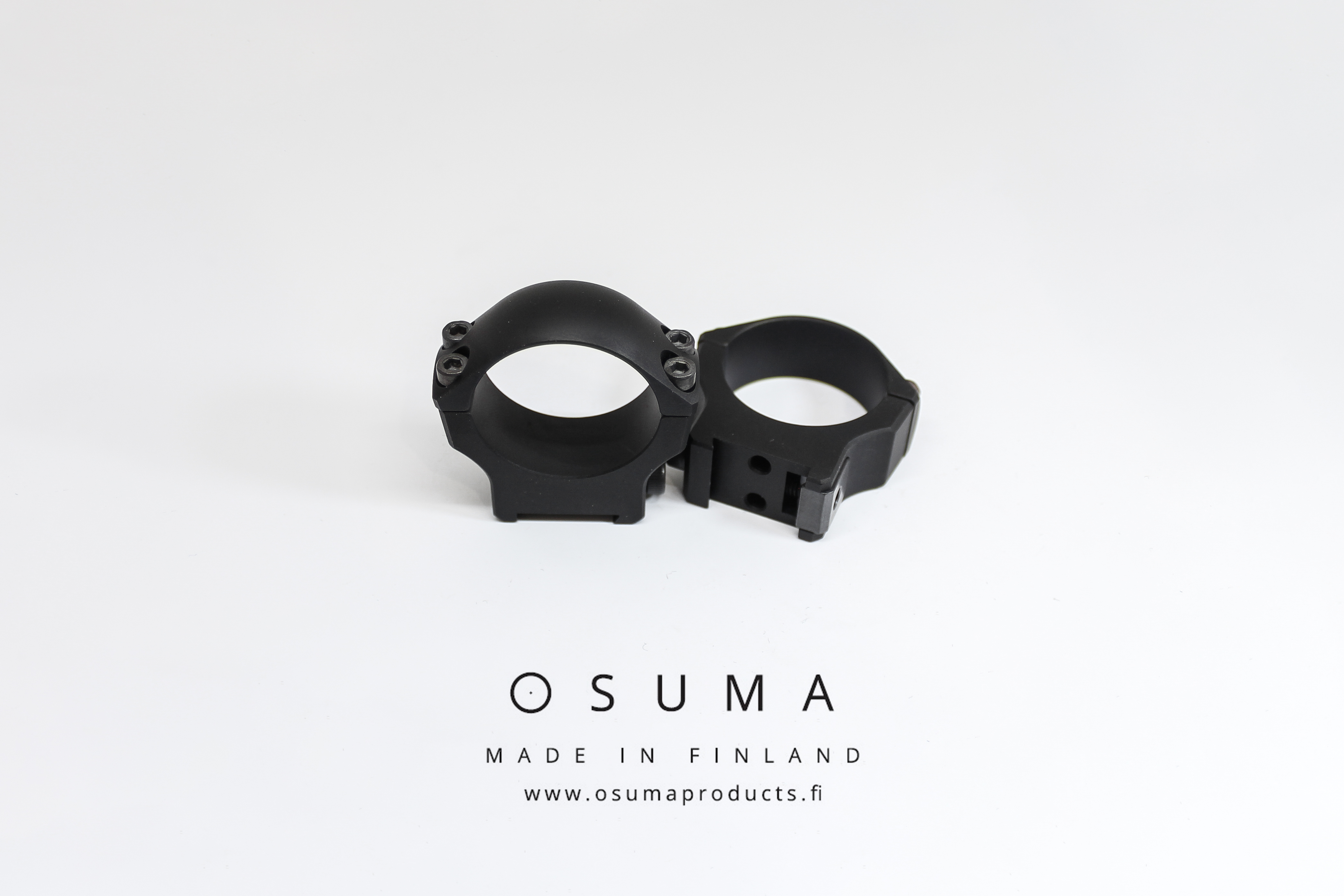 Osuma kiikarinjalka 40mm matala Picatinny OUTLET