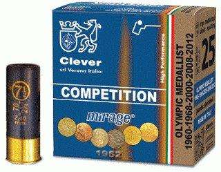 Mirage Competition 12/70 T2  24g  no 9,5 Skeet 25kpl/rs