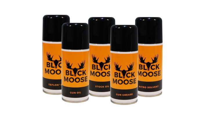 Black Moose aseöljy 160ml