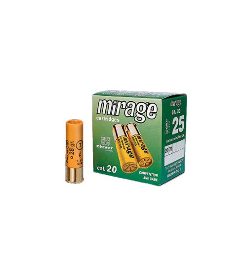 Mirage T3 Hunting 20/70 28g nro 3 3,3mm