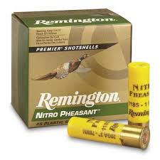 Remington Nitro Pheasant 20/76 nro 5 2,9mm