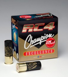RC4 Champion Excellence 12/70 24g patruuna 25kpl/rs
