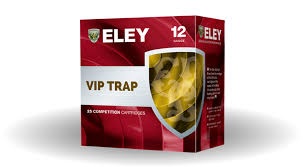 Eley VIP Trap 12/70 24g 8/2,2mm patruuna 25kpl/rs