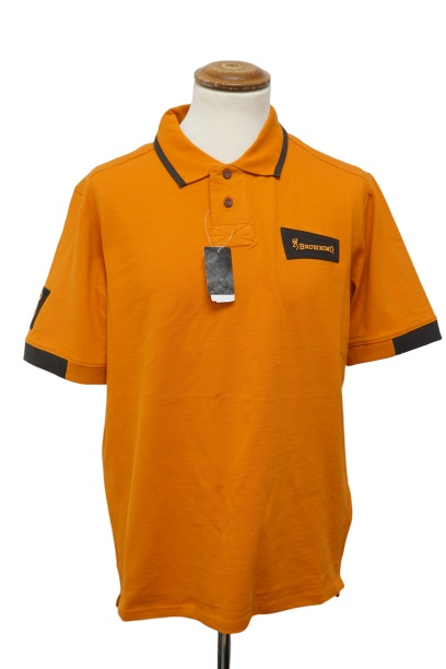 Browning Ultra Polo T-paita oranssi