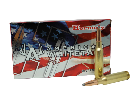 Hornady American Whitetail 6,5 Creedmoor 129gr