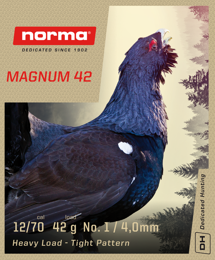 Norma Magnum 42 12/70 42g 10kpl/rs