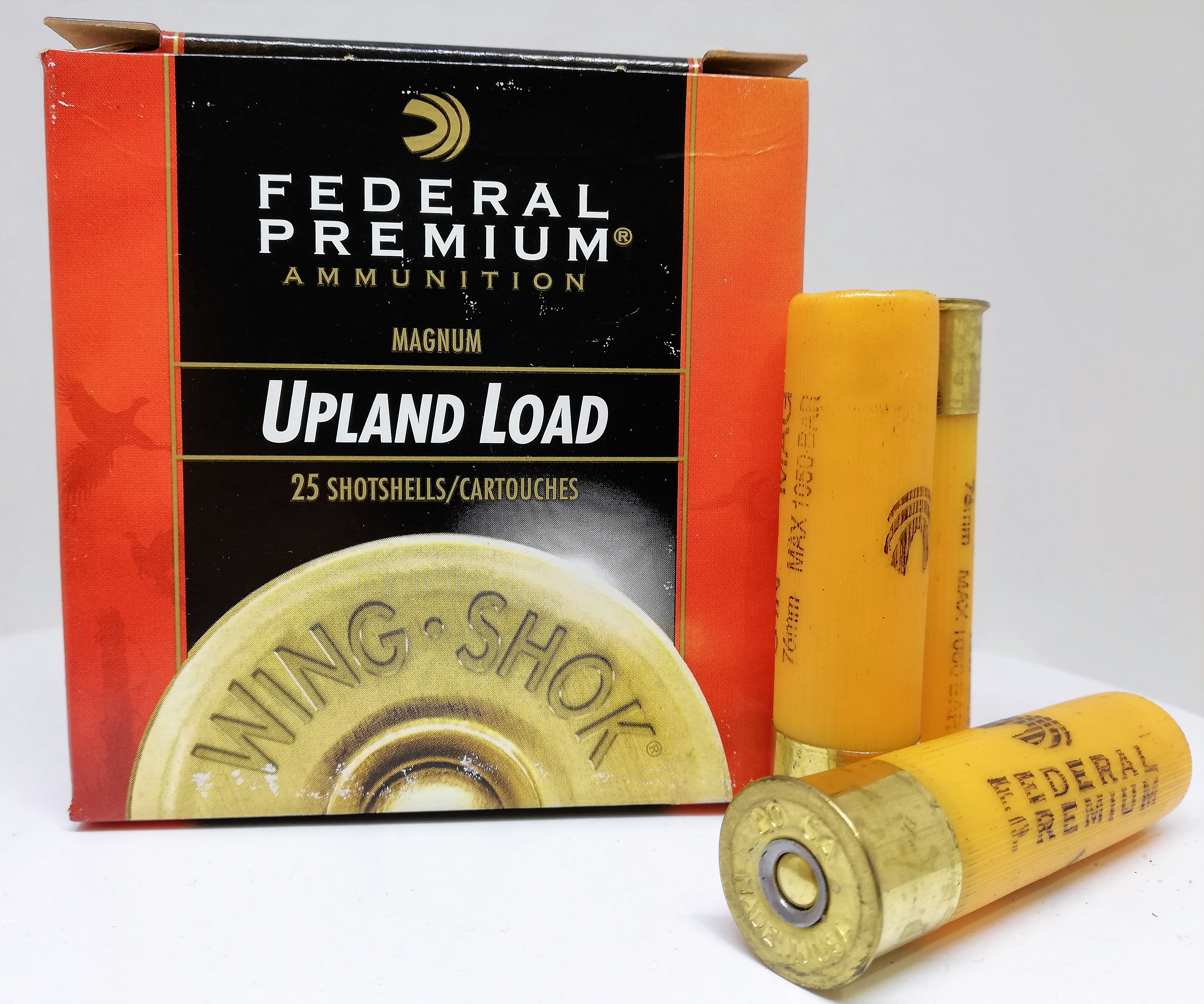 Federal Premium Upland Loads 20/76 35g 3,3mm