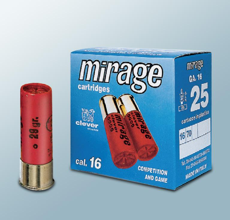 Mirage 16/70 T3 Hunting patruuna 29g  25kpl/rs