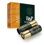 B&P Dual Power 36 g 12/70  nro 6+3 3,3mm/2,7mm