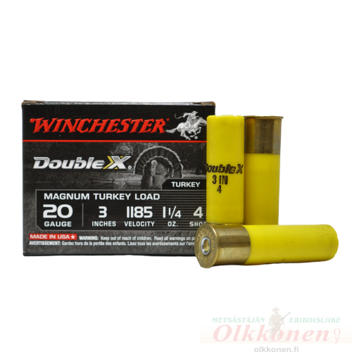 Winchester Double X Turkey 20/76 35g
