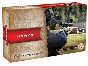 Norma .338 Win.Mag Jaktmatch 14.6g FMJ 20kpl/rs