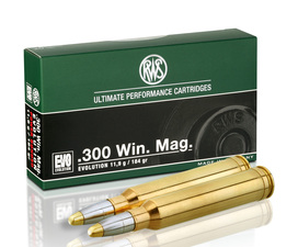 RWS .300 Win Mag 11,9 g Evolution patruuna