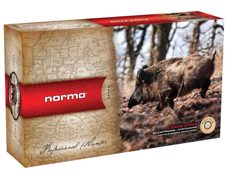 Norma Eco Strike 9,3X62 14,9g/230, 20 kpl / rs